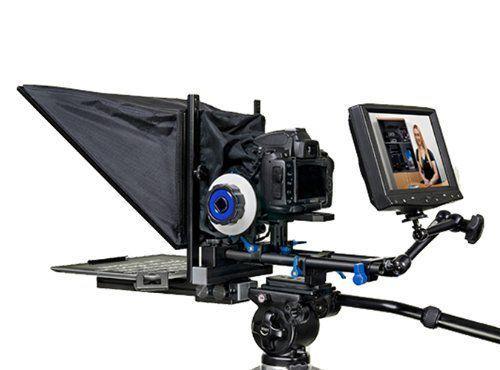 Teleprompter-comparativa-precio-Autocue-DSLR-Starter-Series-iPad