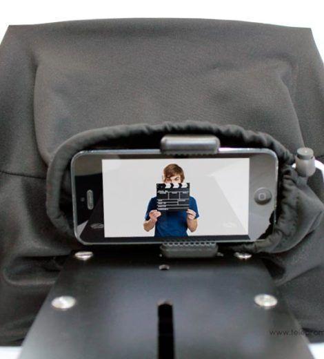 montura-pinza-smartphone-teleprompter