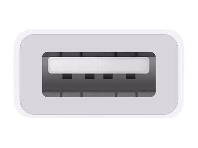 adaptador Apple lighting a USB