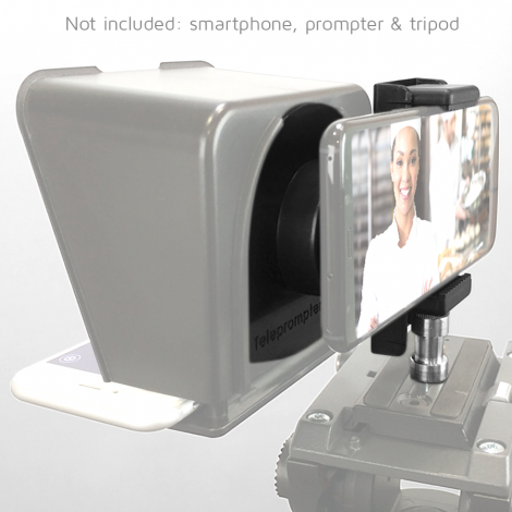 TP Smartclip parrot teleprompter mount