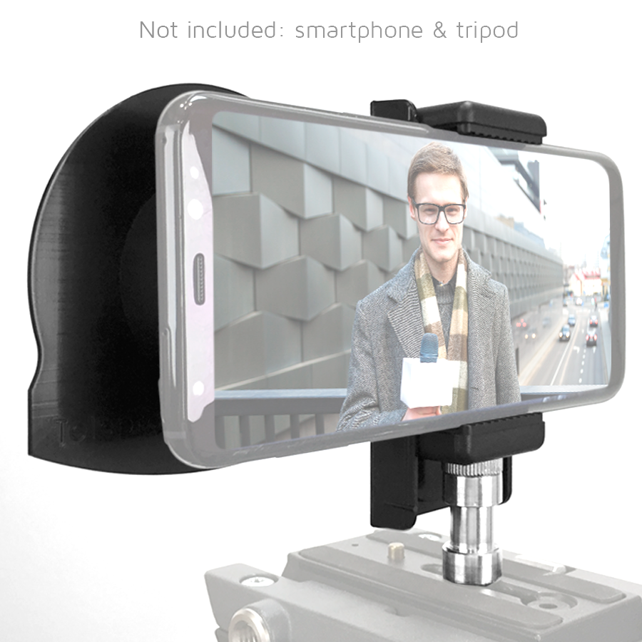 TP-Smartclip for Parrot Teleprompter and mini-prompters